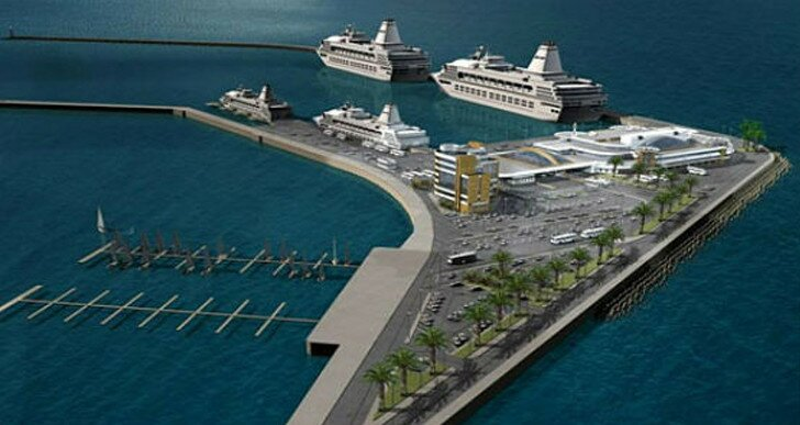 Where is the Largest Seaport in the World